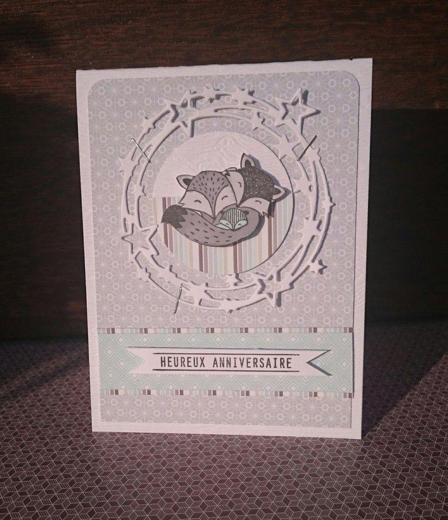 """Stephscrap87  quelques cartes en""""un air hivernal"""""""