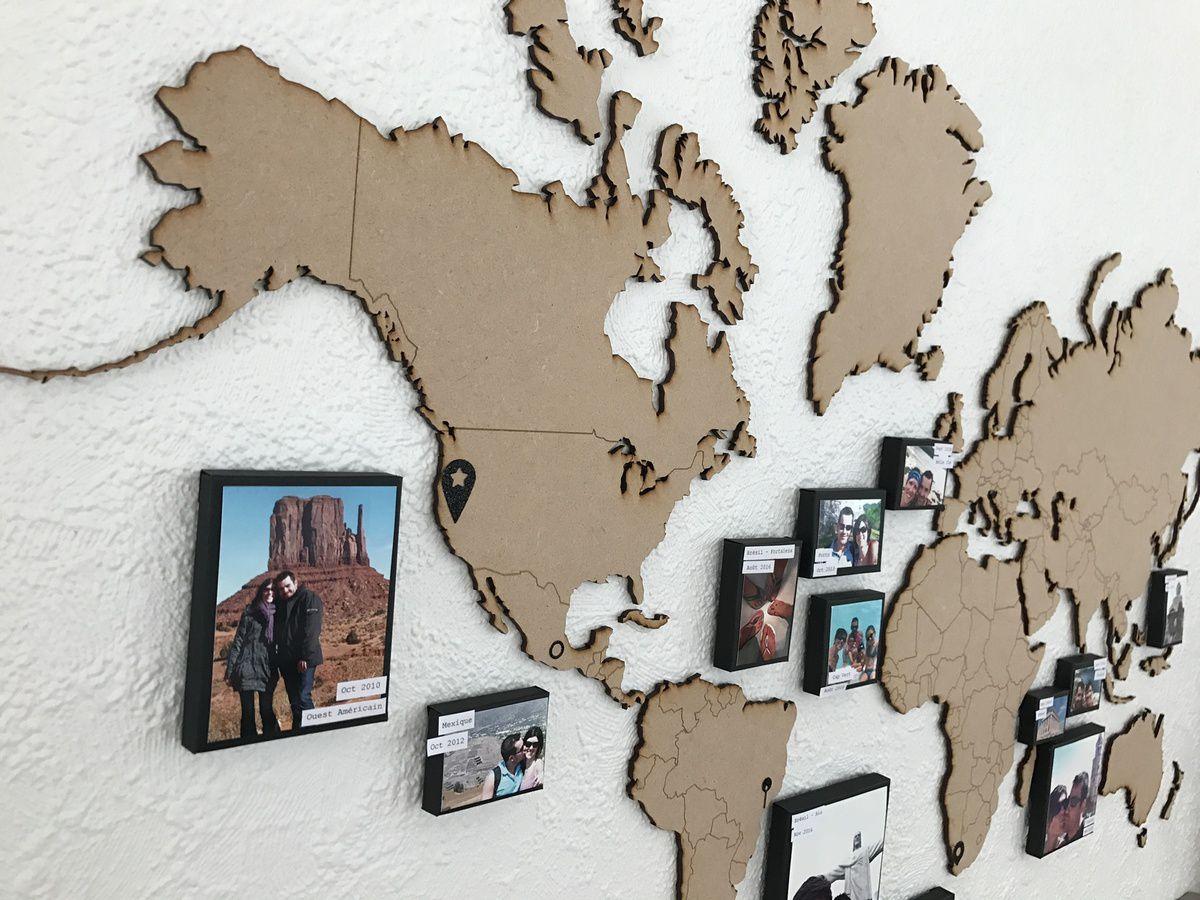 Sylvanie - Carte du Monde