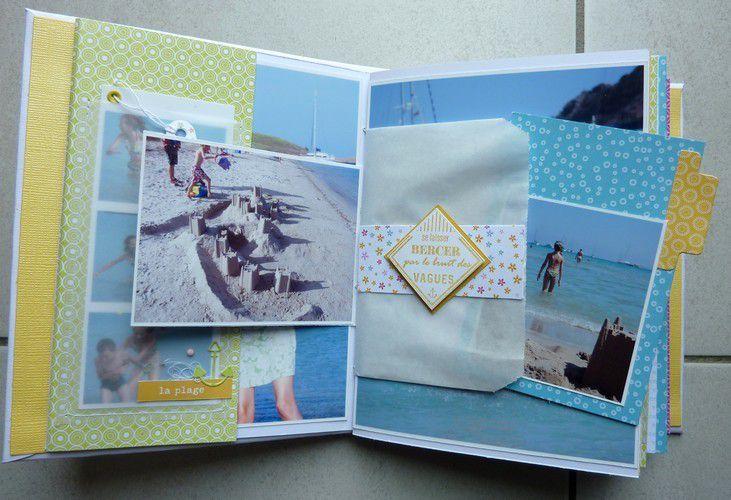 """Val49 : mini album """"Jolis souvenirs de vacances"""""""