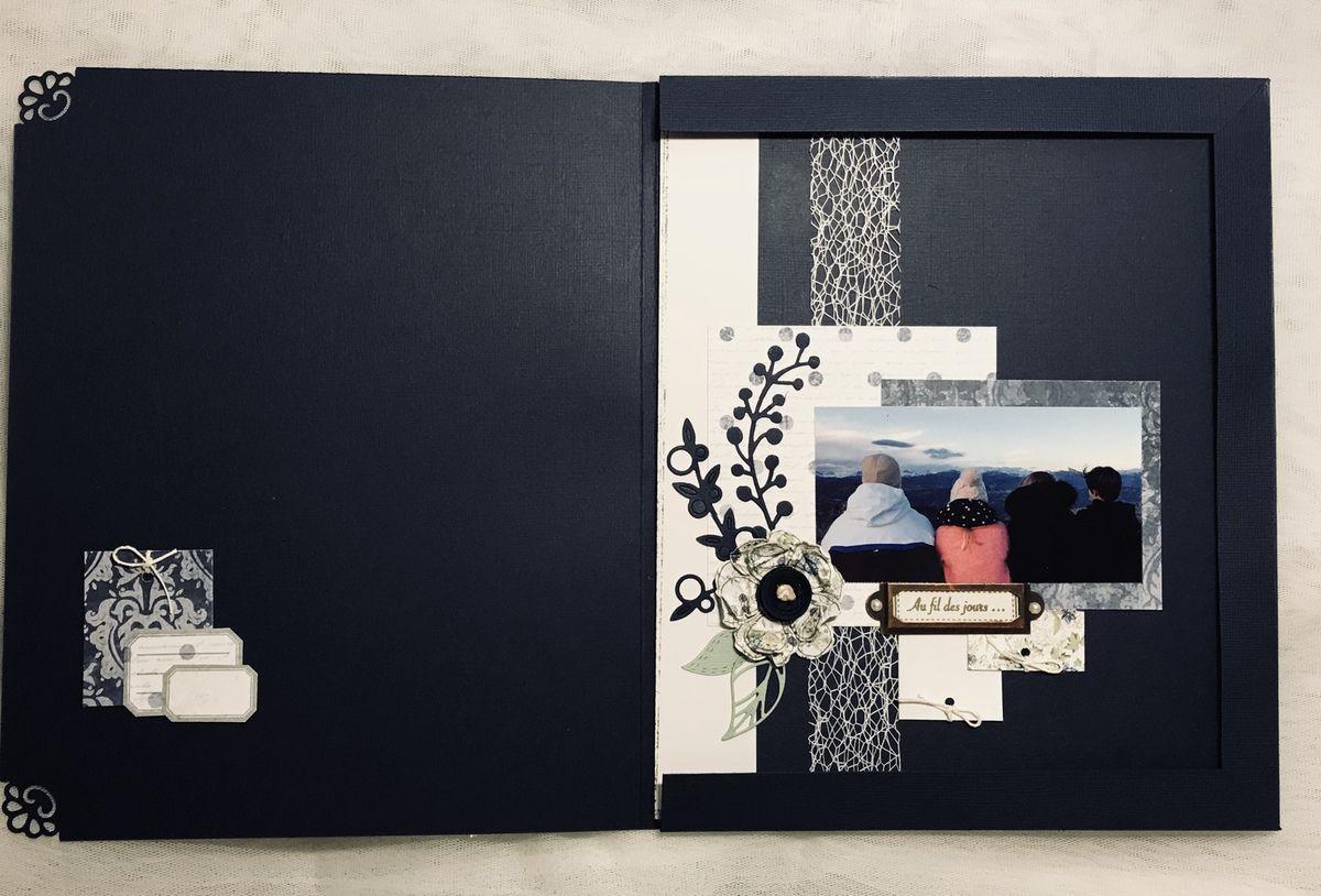 Lallalie - Une page dans une pochette