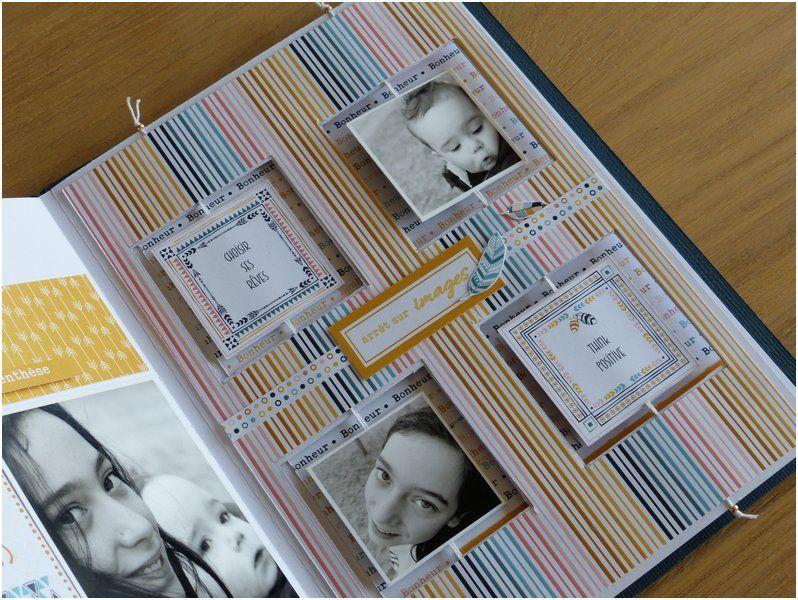 Mylène - Album Carpe Diem - Kit avec tutoriel