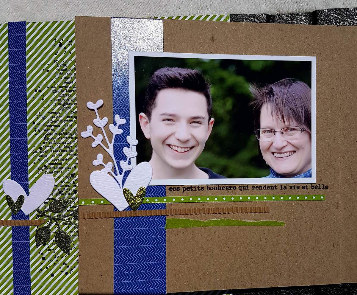 Stephscrap87  mini-album