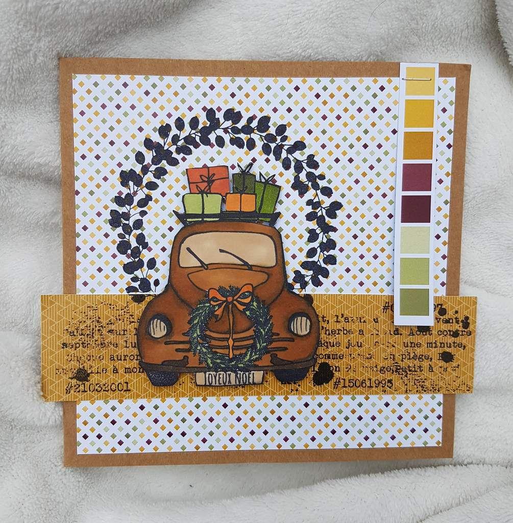 Stephscrap87 ...... 7 cartes et 2 tags