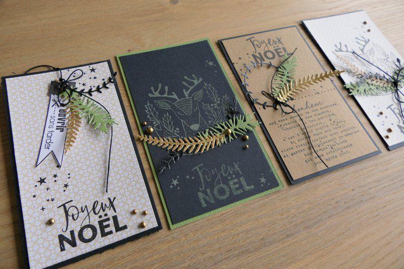 Mylène : Petits sacs, étiquettes, et cartes de voeux ...