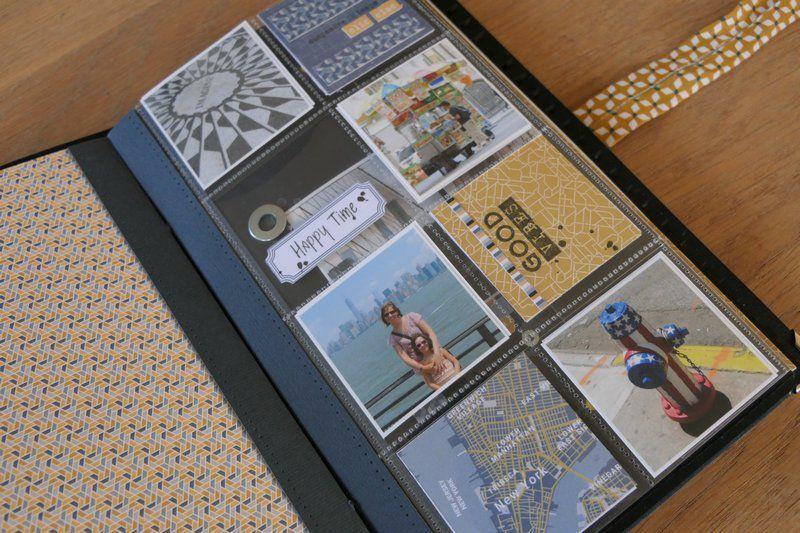 Mylène : Album CITY - Kit du mois de janvier