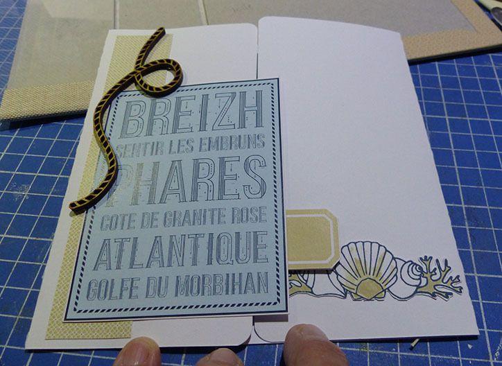 "Anne : Album ""Un Air Breton "" (kit du mois)"