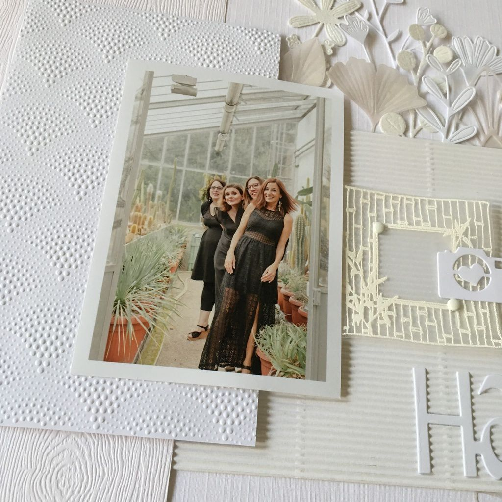 Lydie - page Scrapbooking Day