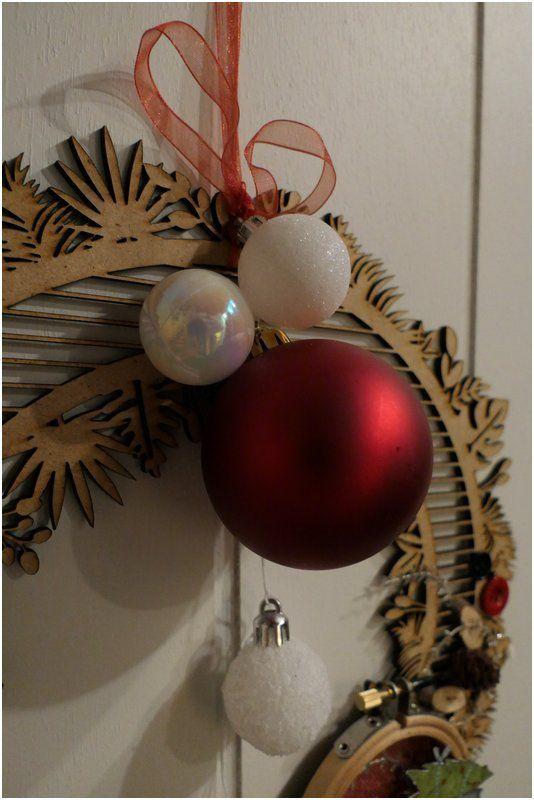 Mylène : Couronne de Noël