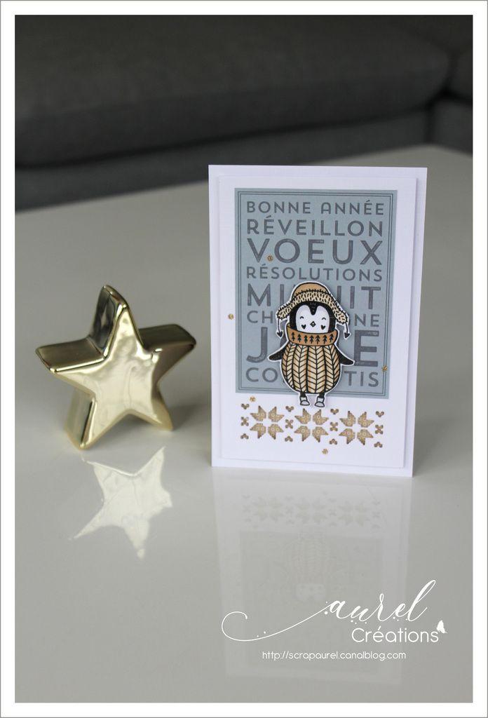 Aurel - Quelques petites cartes de fin d'année