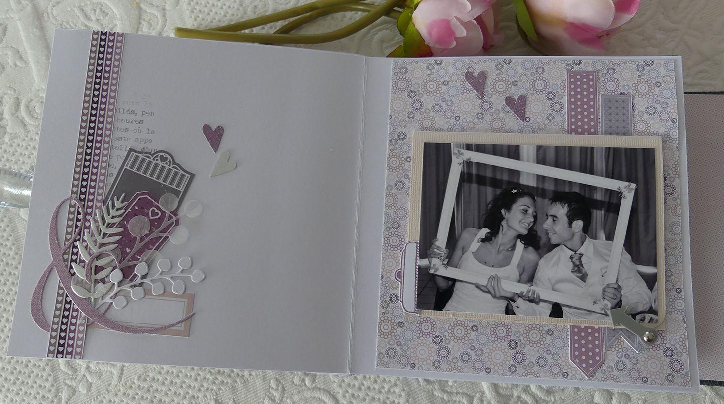 Anne : Kit du mois de Janvier ( visuel de l'ensemble de l'album)