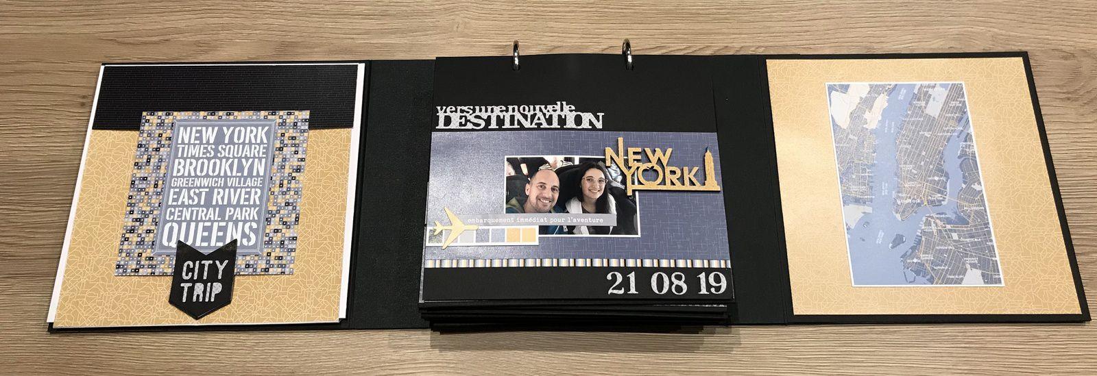 Lydie - Album New York