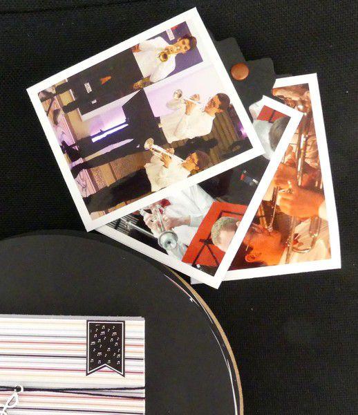 """Val49 : kit du mois """"un air musical"""""""