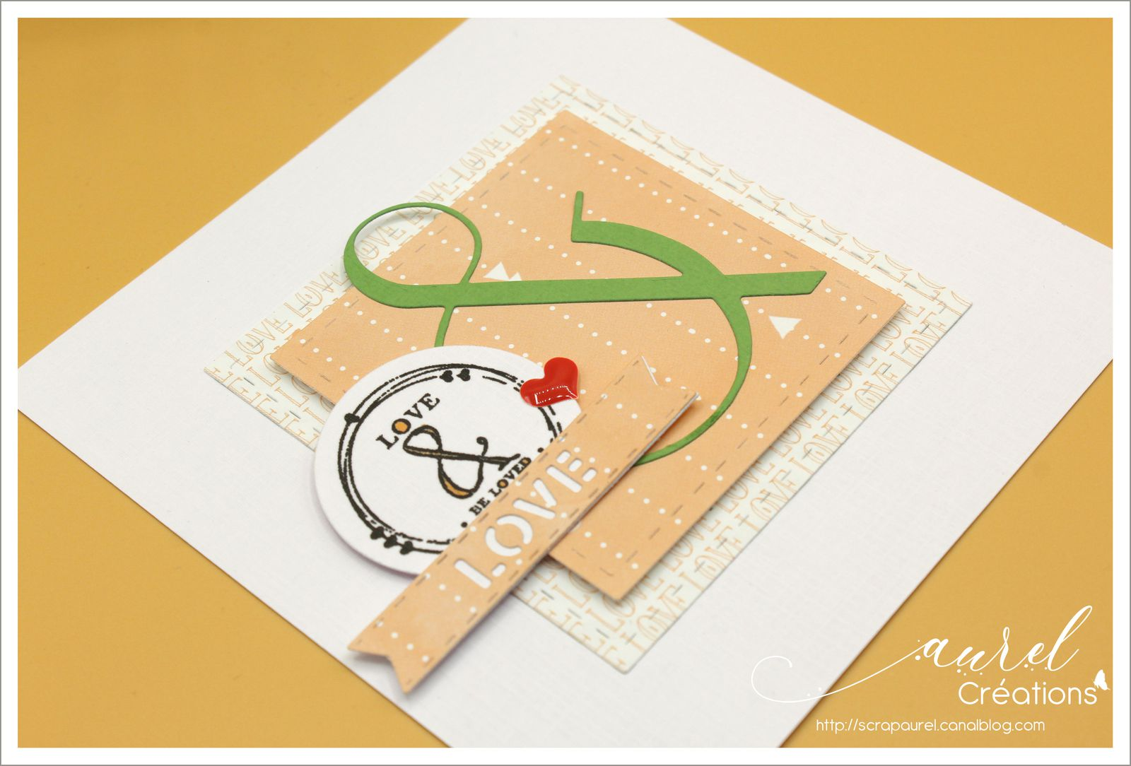 Aurel - 3 petites cartes