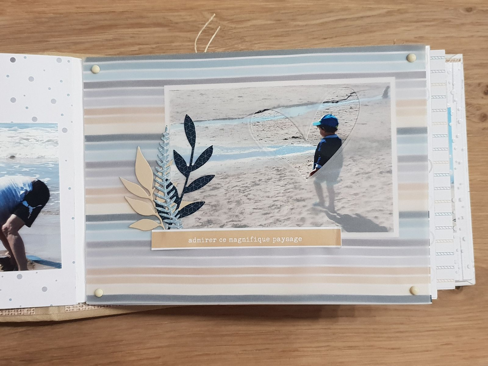 Elodie - Album un air marin