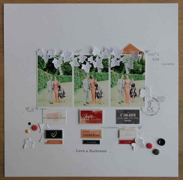 Mylène : Pages & cartes - collection plume