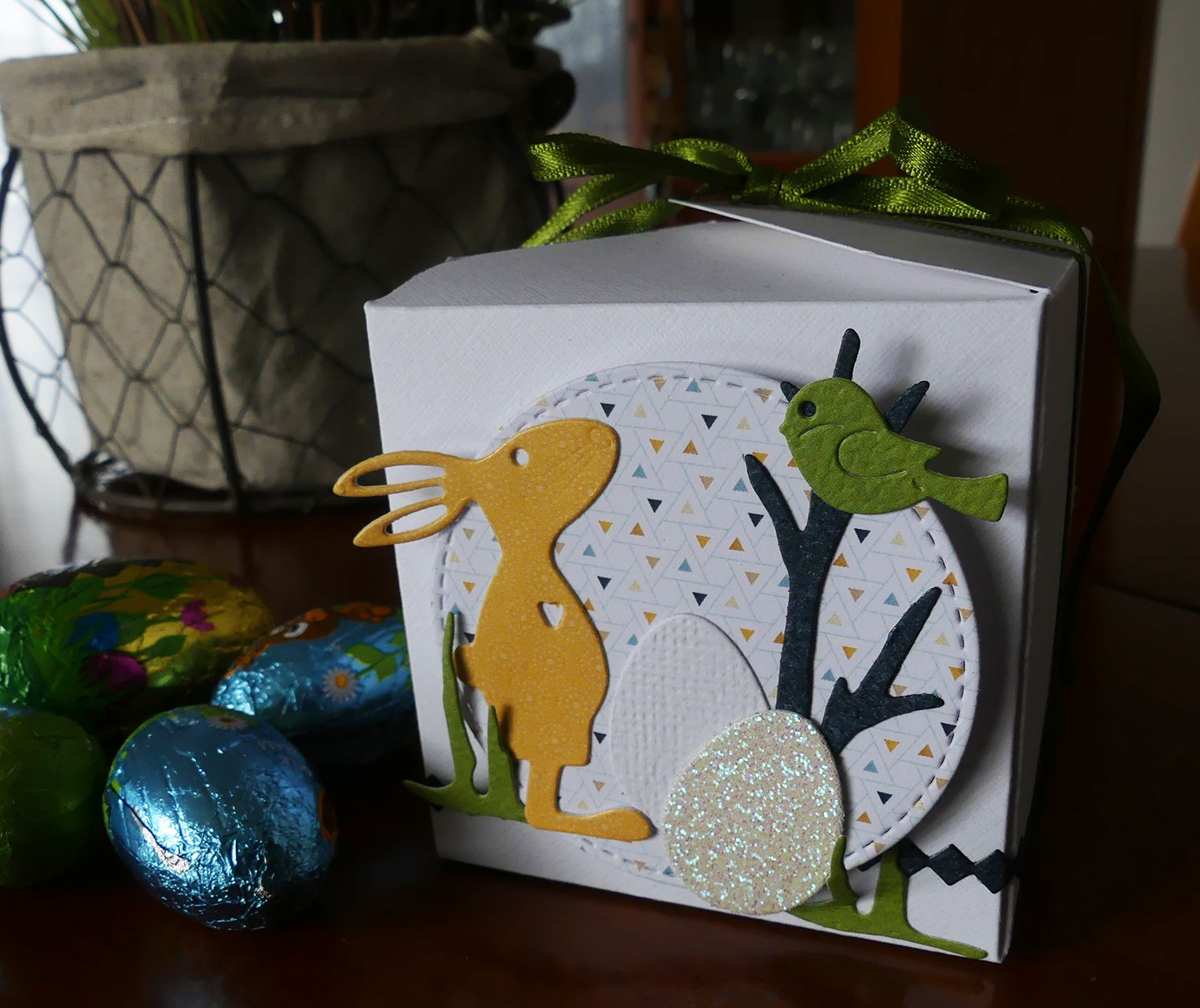 Anne : Décos de table pour Pâques
