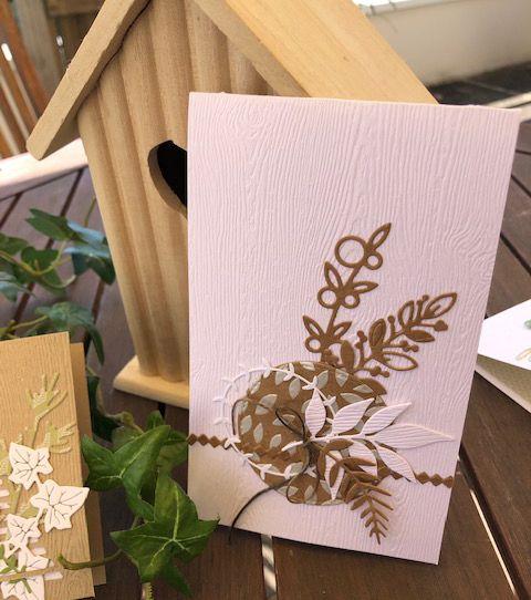 Anne : cartes printanières