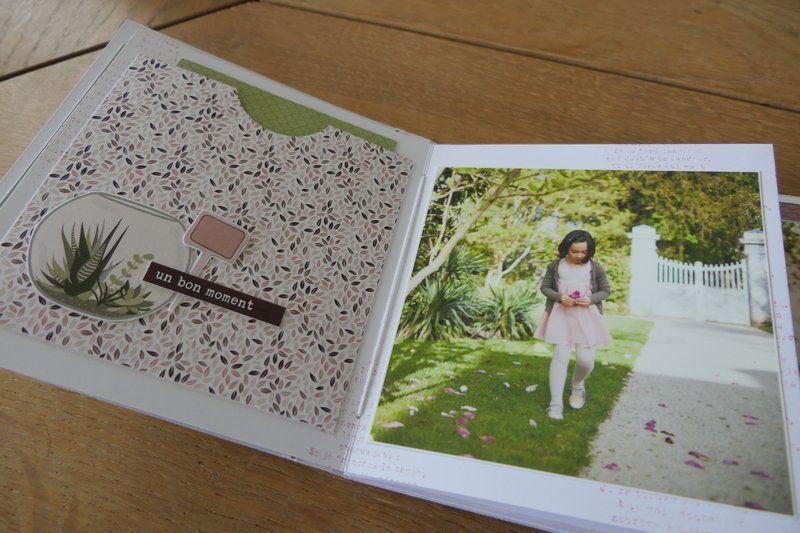 Mylène : Album GREEN en entier - Kit du mois de Mai