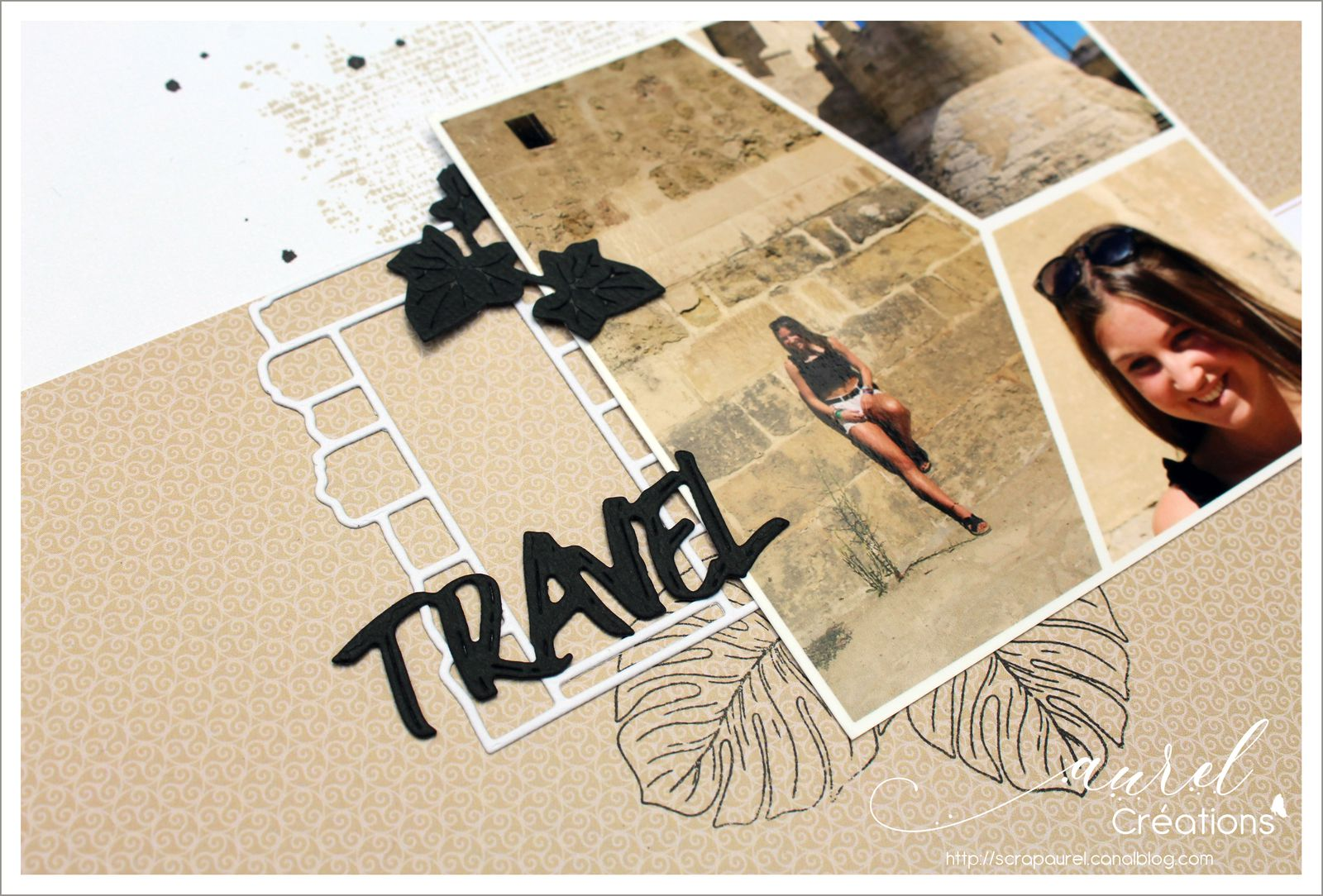"Aurel - Page ""Travel"""