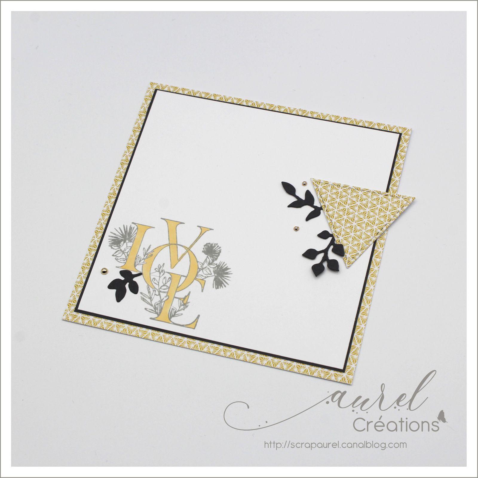 Aurel - 4 petites cartes