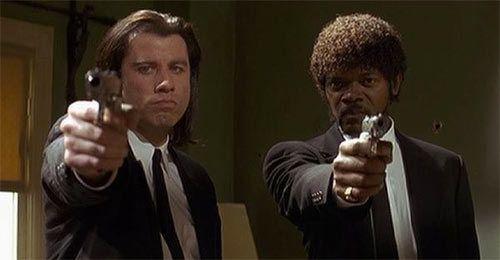 """""""Pulp Fiction"""" : l'exégèse, flingue au poing"""