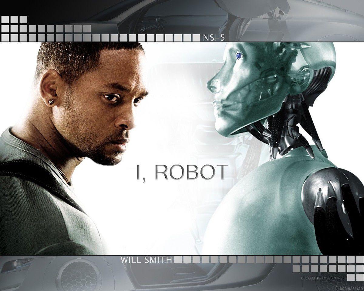 """""""I, Robot"""" (exposé)"""