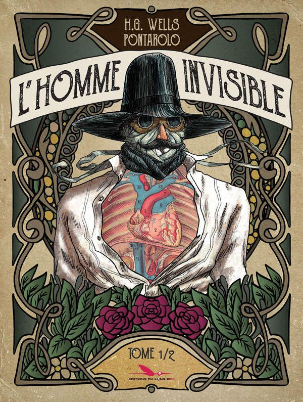 "Fred Pontarolo, ""L'Homme invisible"" – tome 1"