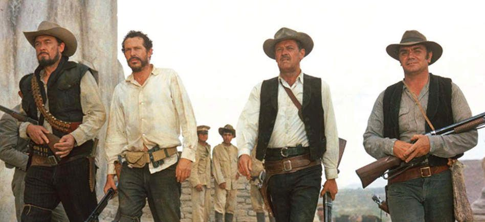 """Kant et le western- The Wild Bunch"""