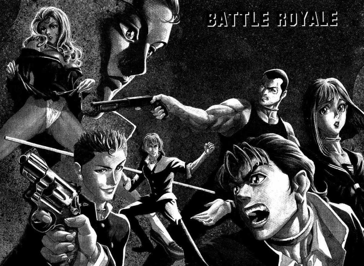 """Battle Royale"""