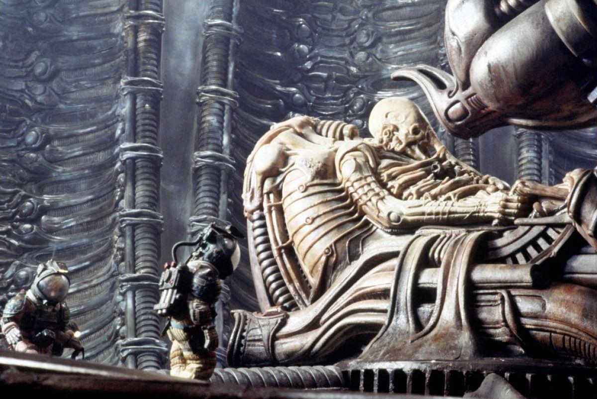 """""""Alien, sexualité et impulsion anti-christique"""""""