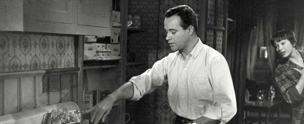 """""""L'appartamento"""" di Billy Wilder, Natale eCapodanno con Jack Lemmon eShirley MacLaine (""""La Garçonnière"""" de Billy Wilder, le Noël et le Jour de l'an avec Jack Lemmon et Shirley MacLaine)"""