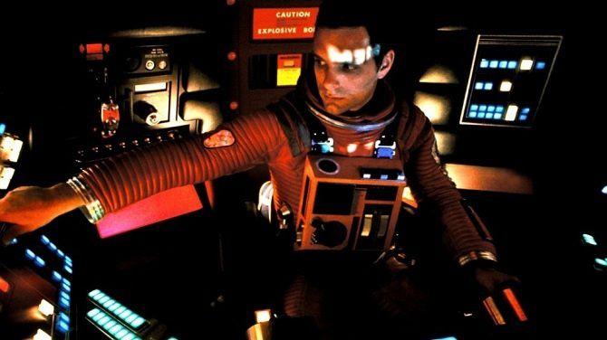 « 2001 : l'odyssée de l'espace » de S. Kubrick