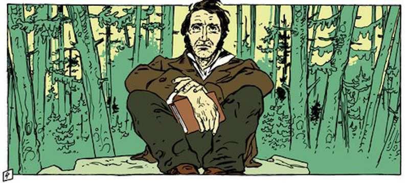 """""""La Désobéissance civile, l'héritage d'Henry David Thoreau"""""""