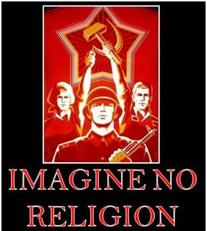 Jonh Lennon, Imagine no religion ?