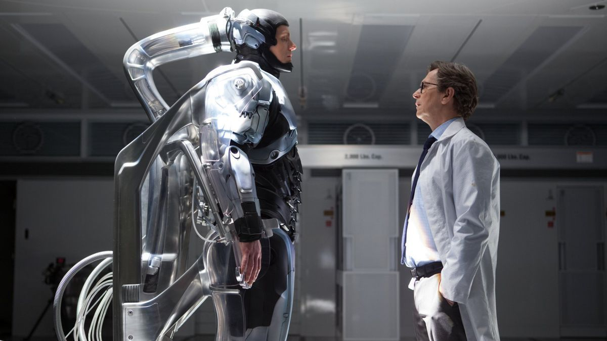 """RoboCop"" (2014) - What Have You Done To Me ?  (3 mn - VO) - la conscience"