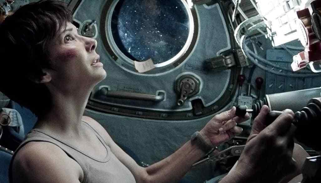 """""""Gravity"""" (Alfonso Cuaron, 2013) : éloge de la gravité"""