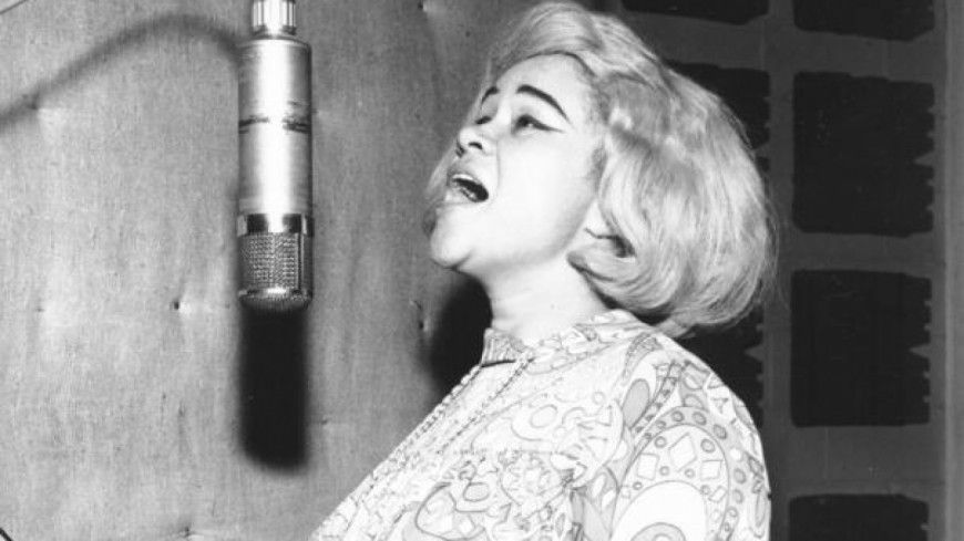 """Etta James - """"At Last !"""" (1961) - """"Stormy weather"""""""