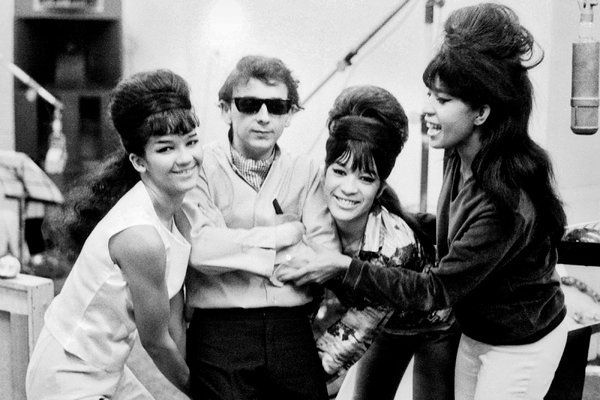 "The Ronettes, ""Be My Baby"" (1963)"