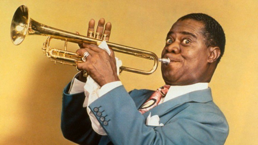 "Louis Armstrong, ""A Kiss to Build a Dream On"" - 1951"