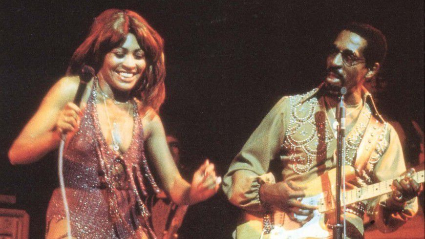 """Ike & Tina turner, """"Proud Mary"""" (1971)"""