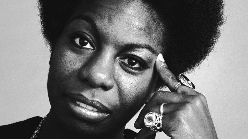 "Nina Simone, ""My Baby Just Cares For Me"" (1957)"