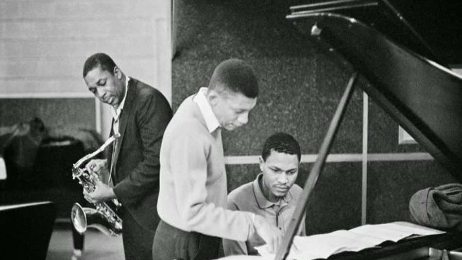 "John Coltrane & Johnny Hartman, ""My one and only love""  (1963)"
