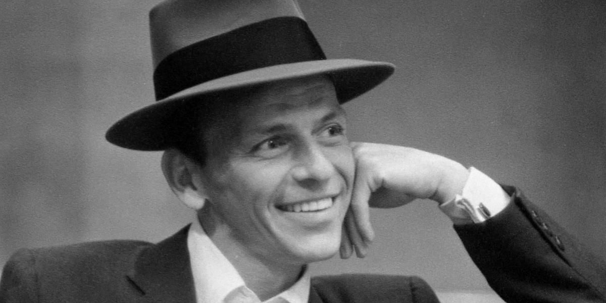 """Franck Sinatra, """"Someone To Watch Over Me"""" ♪ - 1954"""