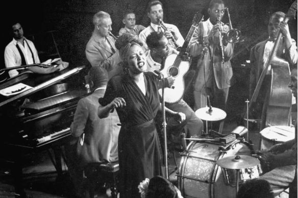 "Billie Holiday, ""Autumn in New York"" (1954)"