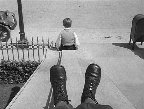 """""""La maison du Dr Edwardes""""( Hitchcock, 1945) : L'œil et la rayure"""