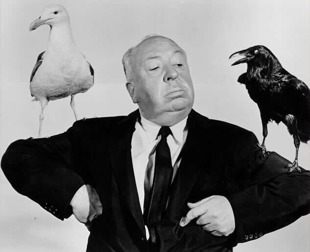 Hitchcock, una grande mostra aGenova con settanta scatti dai set del maestro (Hitchcock, une grande exposition àGênes avec soixante-dix photos des décors du maître)