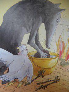 La soupe au caillou (conte russe)