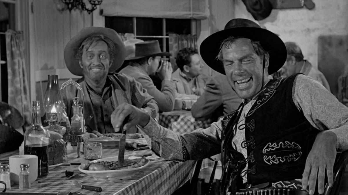 "J. Ford, ""L'homme qui tua Liberty Valance"" - 1962 (synopsis audio, 3 mn)"