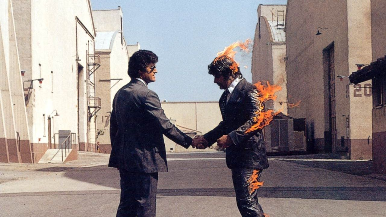 "Pink Floyd, ""Wish You Were Here"" (1975) - 5mn35"
