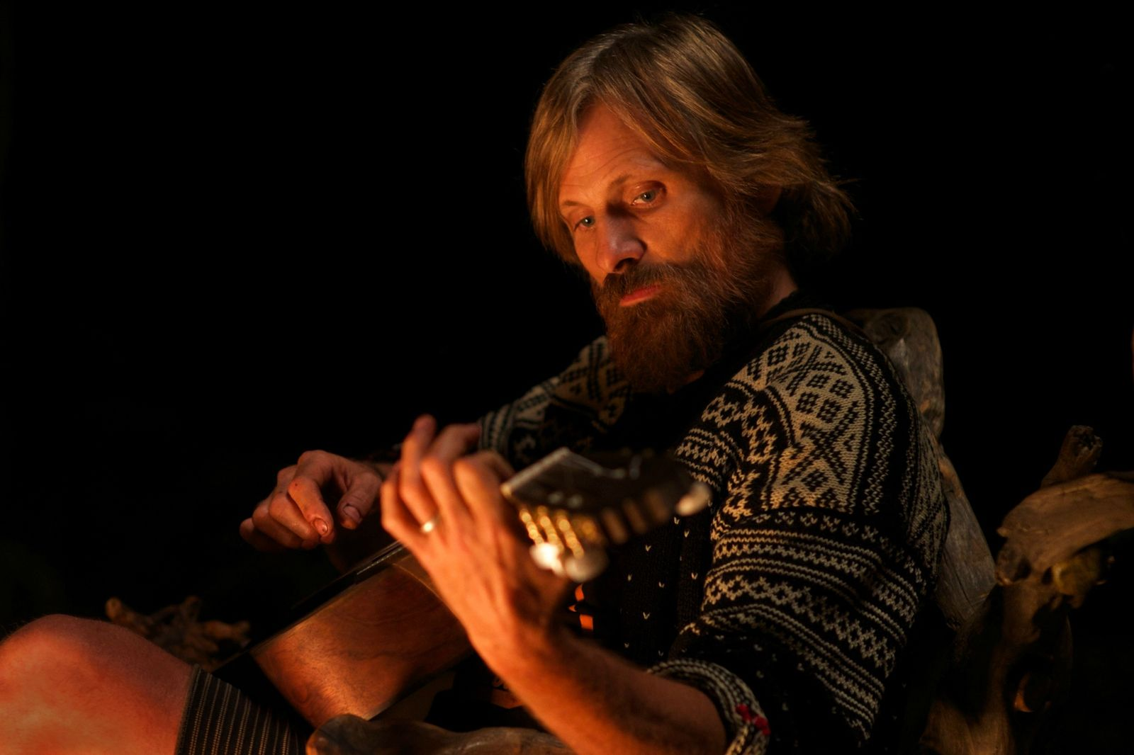 """Captain Fantastic"" :  La B.O./Trame sonore/Soundtrack"
